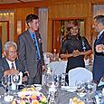 La table des ambassadeurs fondateurs