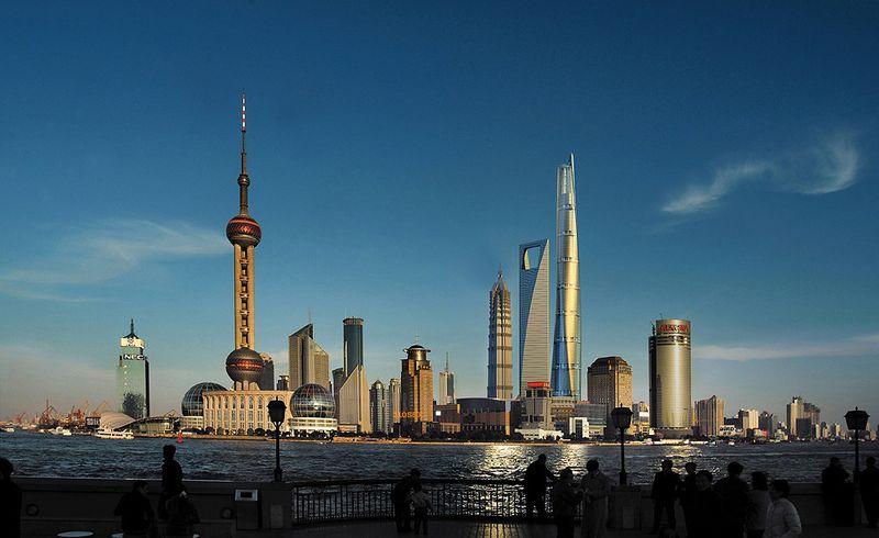 Shanghai Center 2