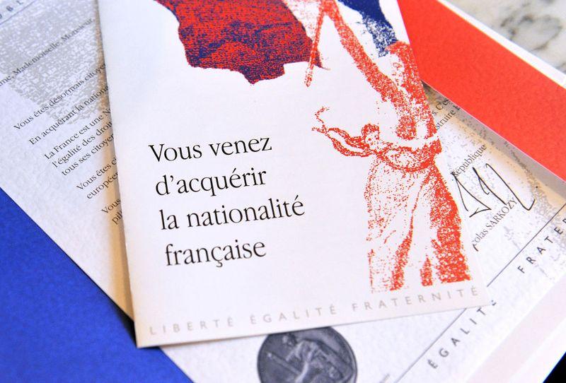 Nationalité-francaise