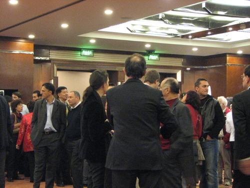 Un public venu nombreux