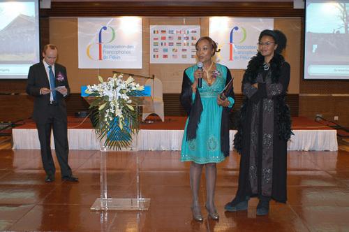 Des invitées ivoiriennes