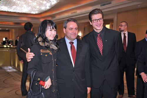 En compagnie de Alexander, jeune militant de Pékin