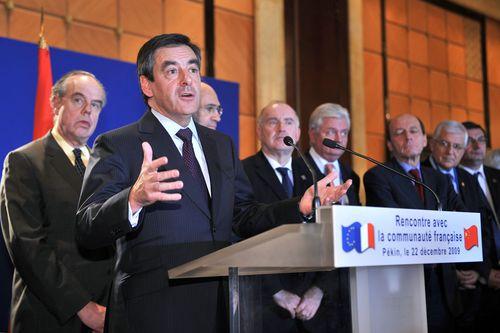 Le discours à la communauté française le 22 décembre.
