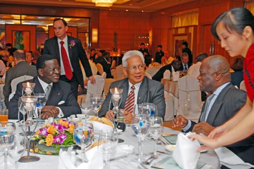 La table des Ambassadeurs