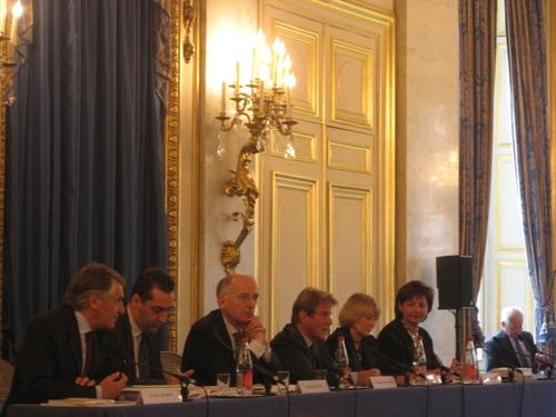 Bernard Kouchner Président de l'AFE