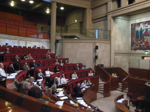 Intervention de Rama Yade devant l'Assemblée