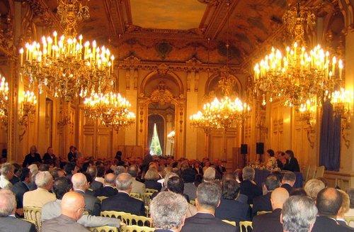 Session Plénière au Quai d'Orsay