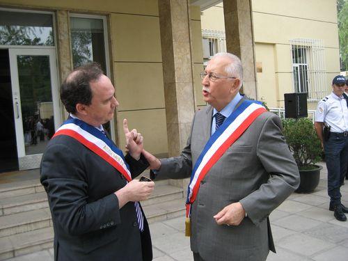 L'appel du 18 juin à l'Ambassade de France à Pékin.